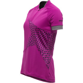 Zimtstern Grizelda Bike Jersey Shortsleeve Women pink